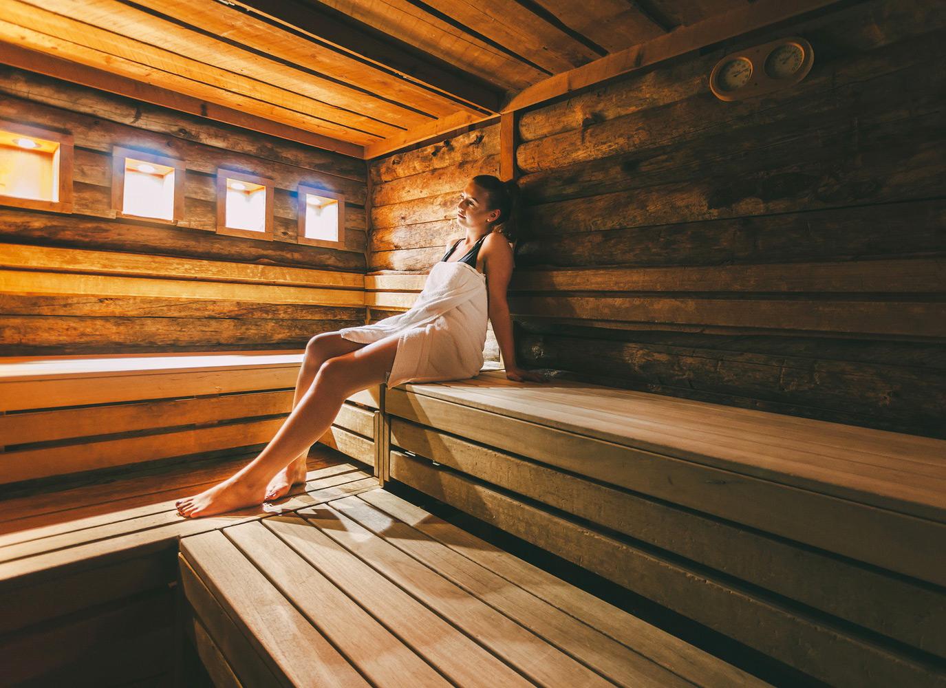 Herb-Sauna