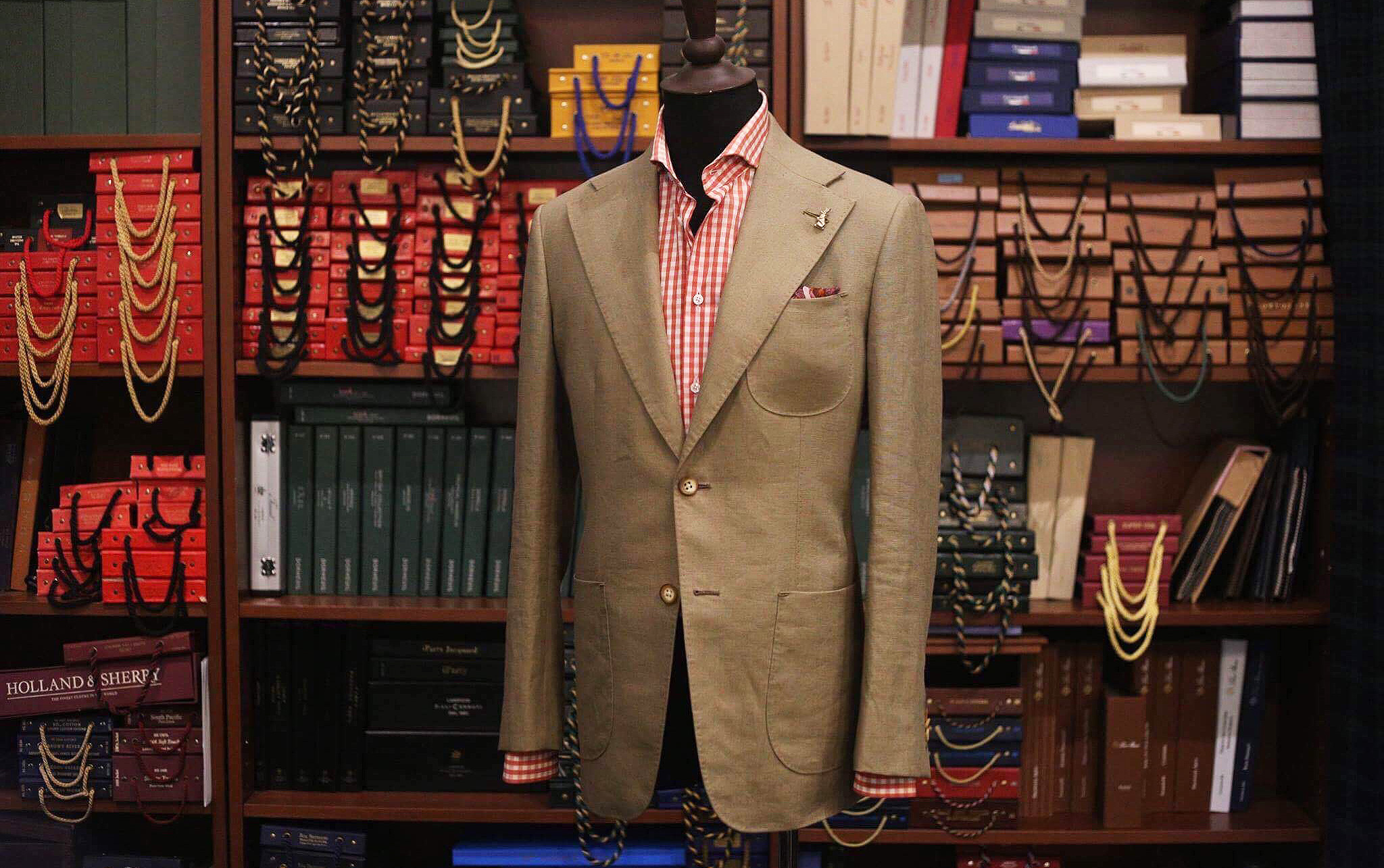Interview With Kevin Seah – One of Singapore's Finest Bespoke Tailors