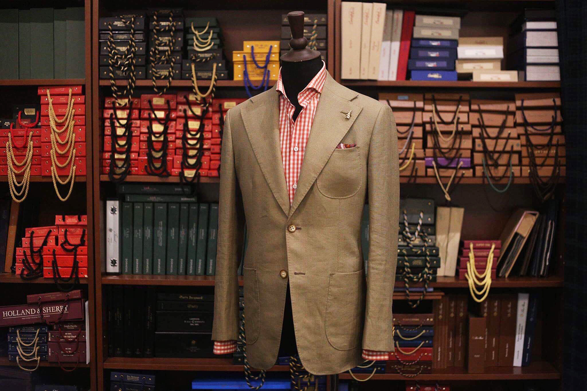 Interview With Kevin Seah – One of Singapore's Finest Bespoke Tailors 3