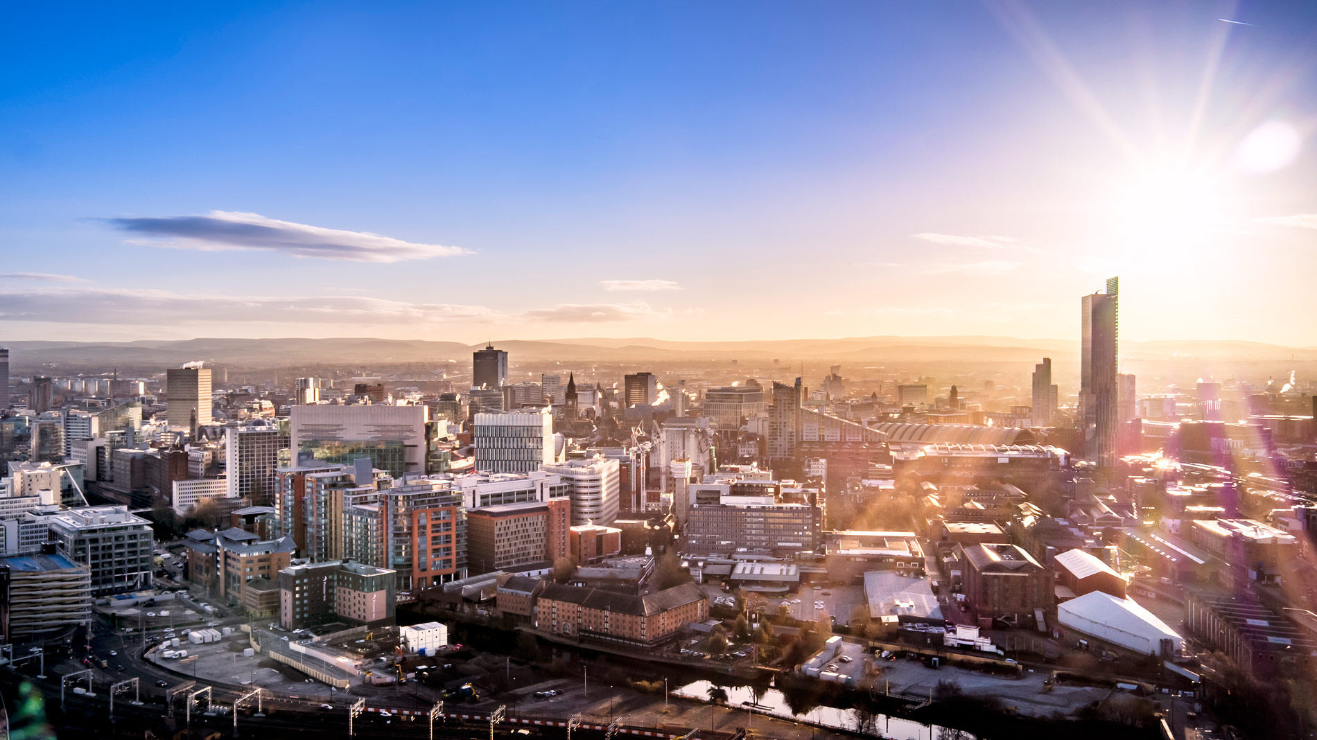 Demand For UK Property Heads North As London Continues To Slump