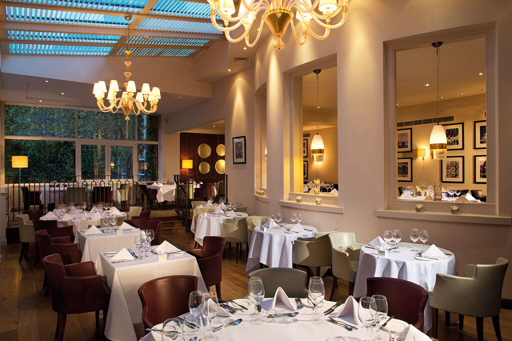 Review Of The Restaurant At Sopwell House