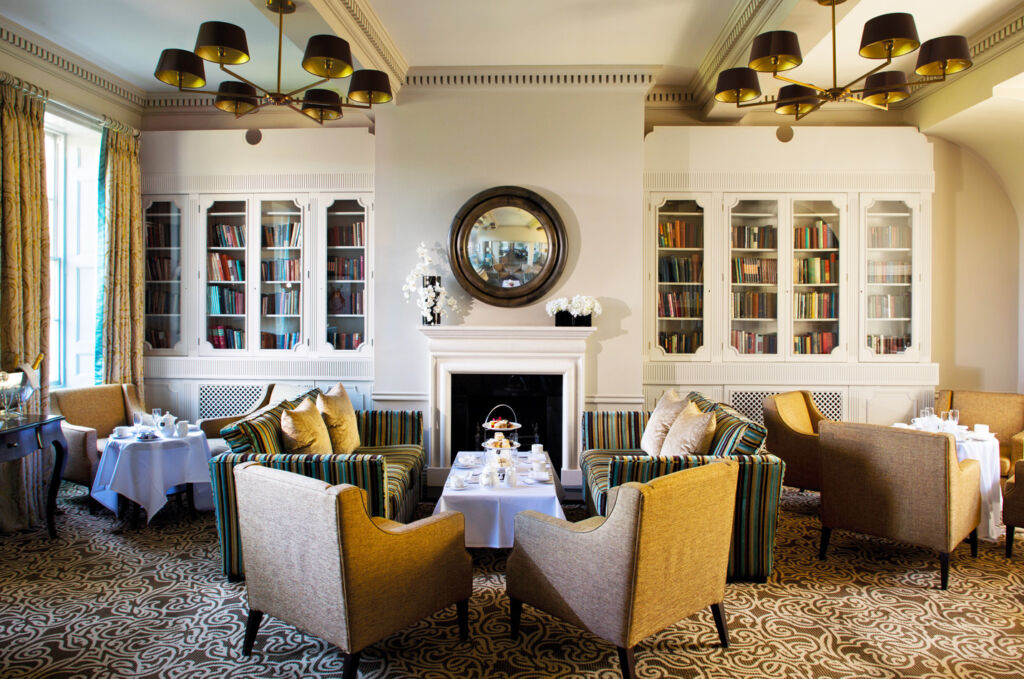 Homely Cuisine At The Restaurant At Sopwell House 6