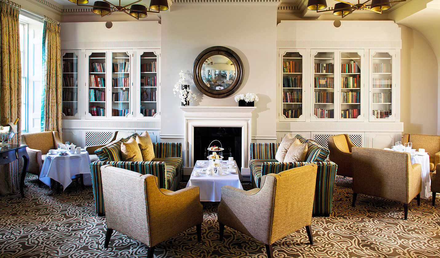 Homely Cuisine At The Restaurant At Sopwell House