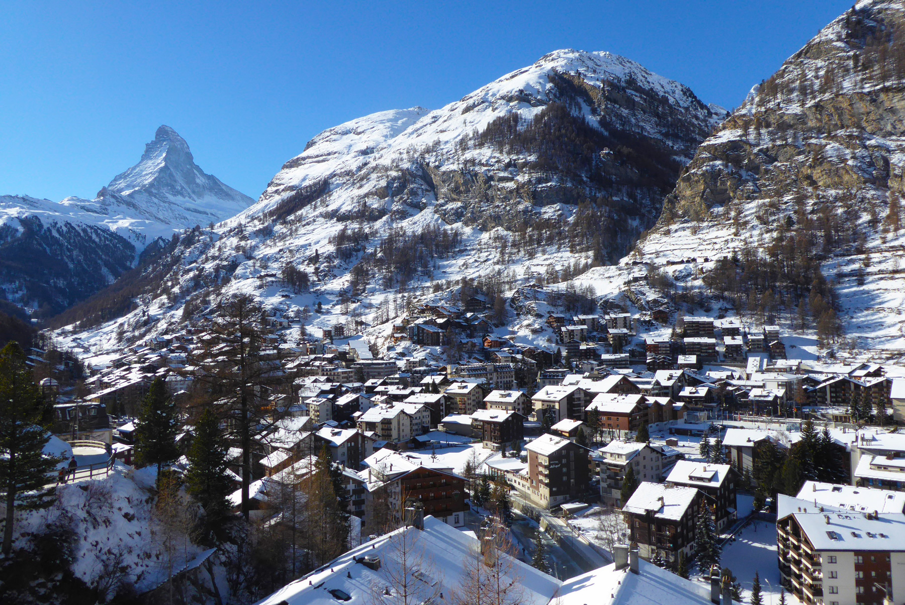 Discovering The Delights Within The Swiss Mountain Resort Of Zermatt 2