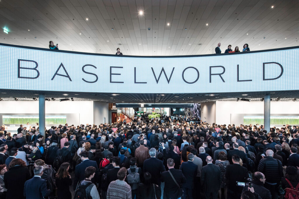Baselworld, where the world of horology comes together.