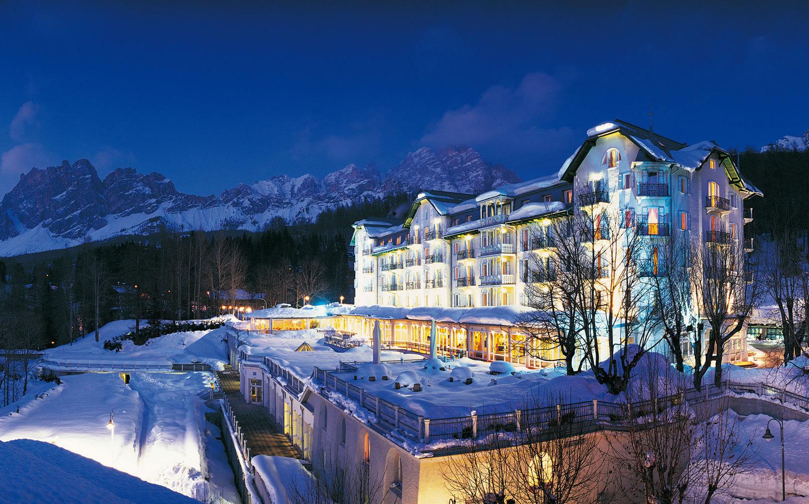 Exploring Northern Italy's Luxurious Cristallo Hotel 3