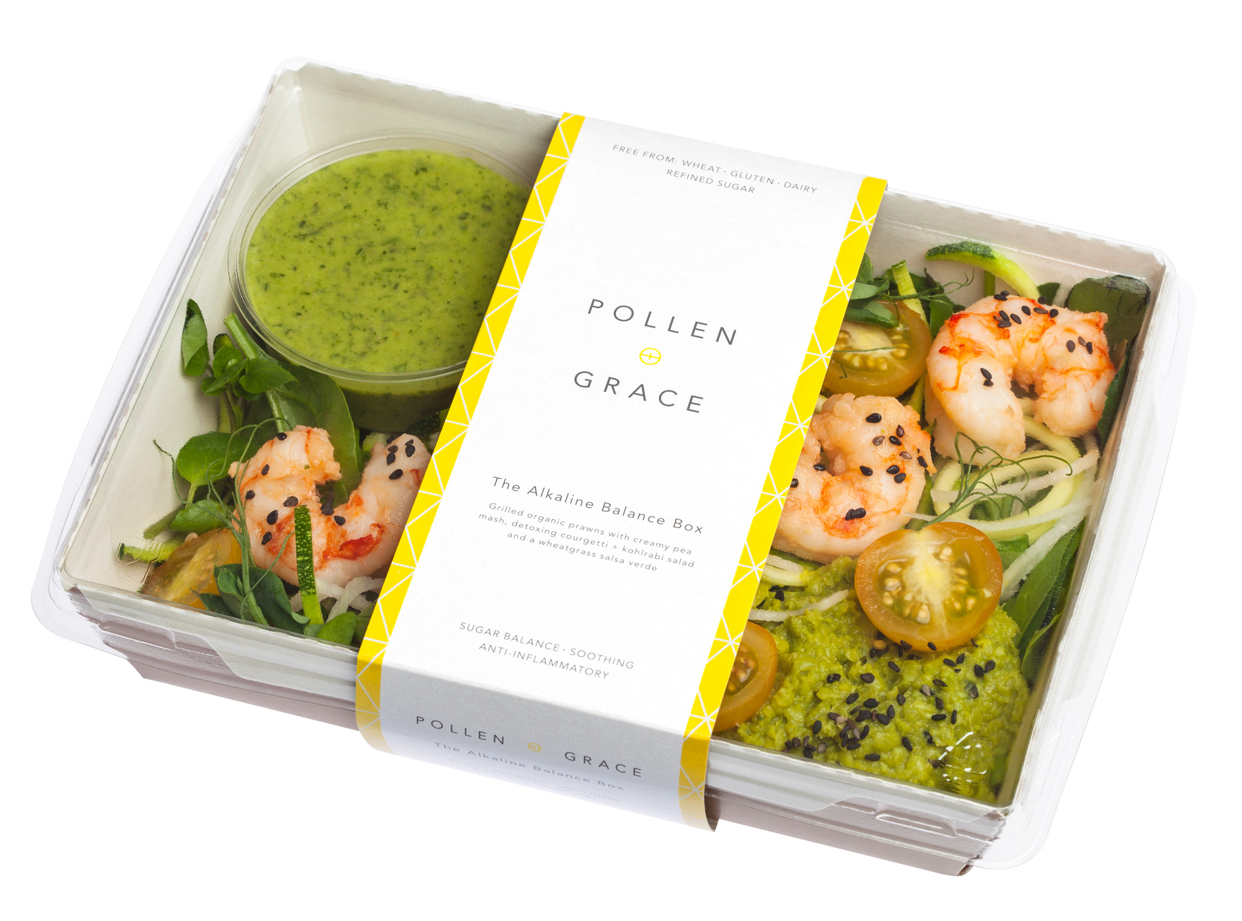 Pollen+Grace: London's Healthy Eating Delivery Service 7