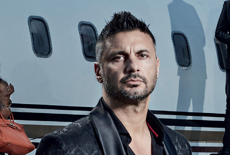 Posh Pawn's James Constantinou, The Man From Uncle 2