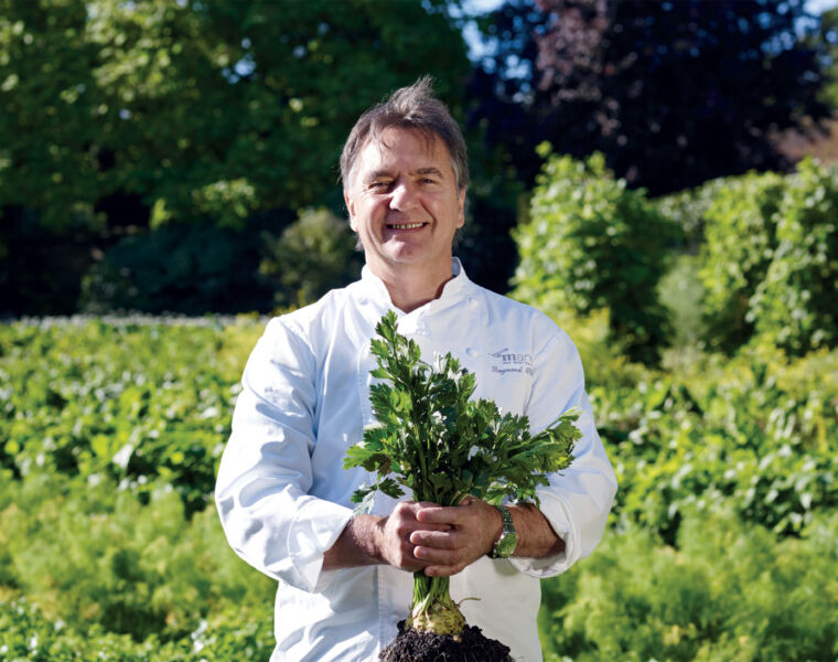 Why Raymond Blanc is Outstanding in his Field 33