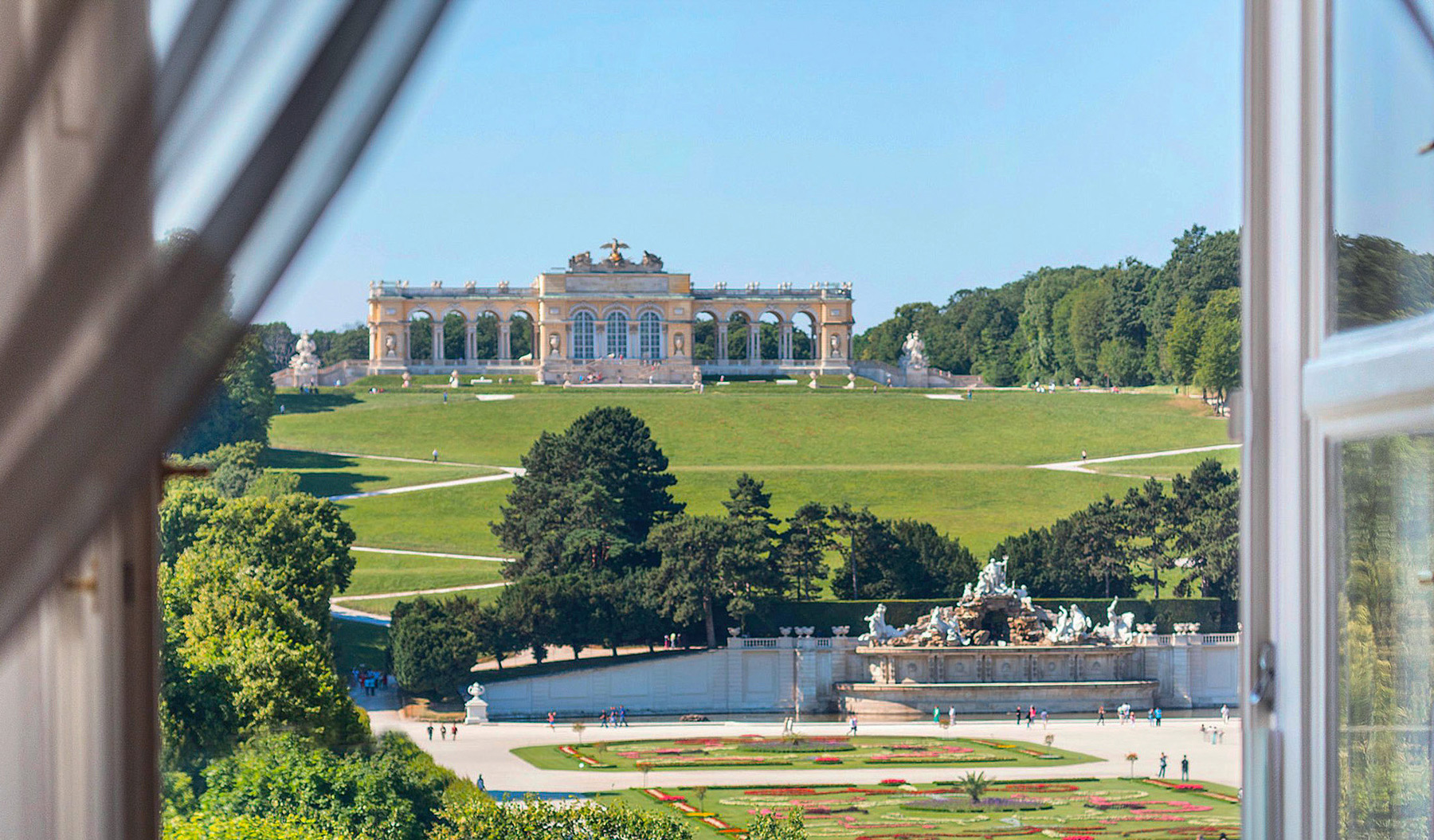 Experiencing A Very Royal Lifestyle at Schönbrunn Palace in Austria