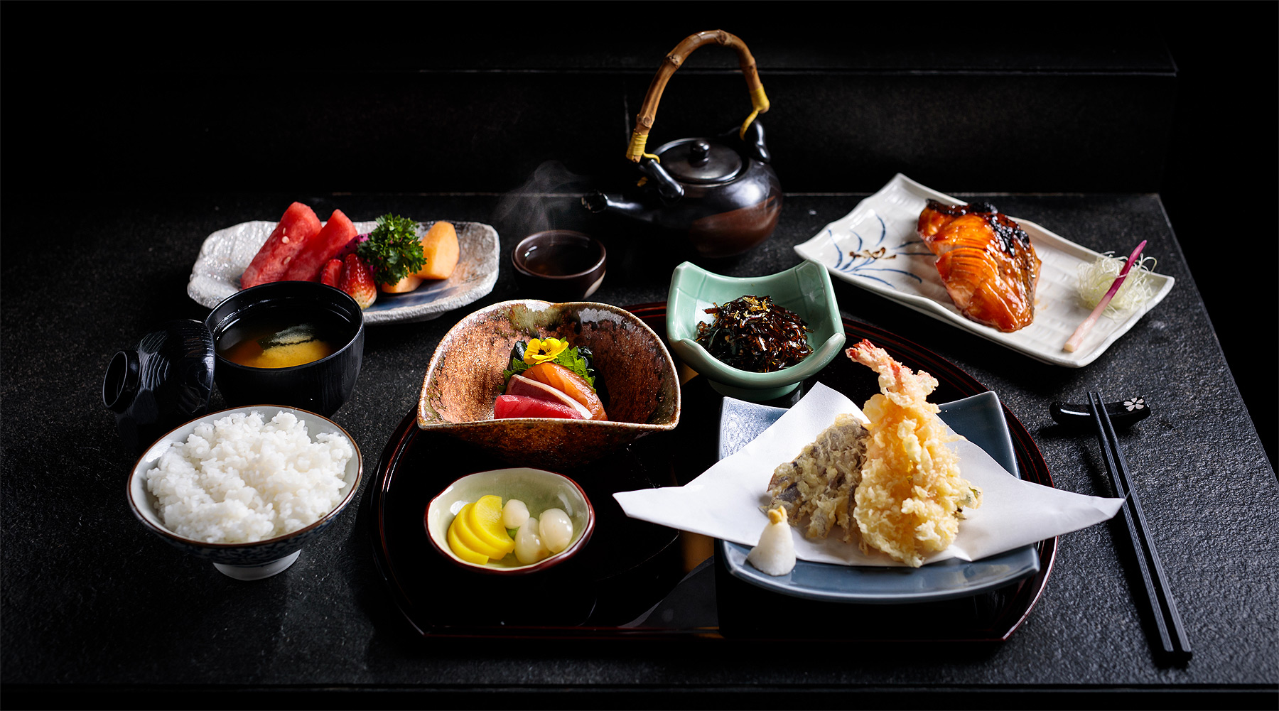 Traditional with a Twist – Tatsu Japanese Cuisine