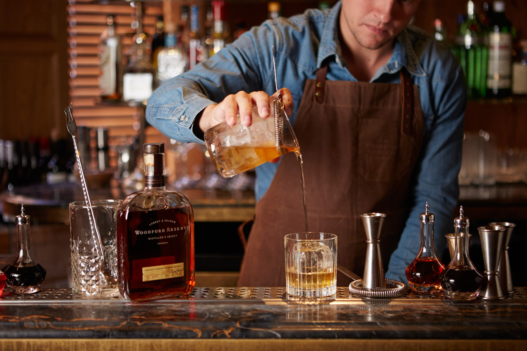 The Woodford Reserve Personal Selection Programme At The Punch Room 6