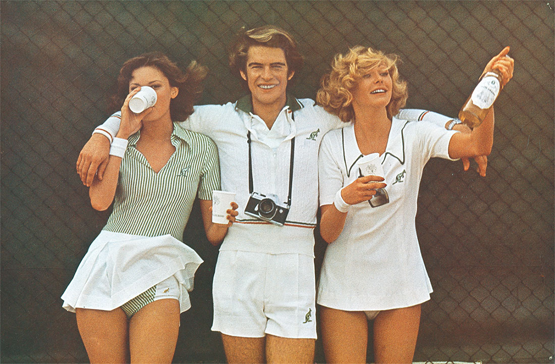 Australian L'Alpina Launches UK's First Tennis and Sports Heritage Clothing Collection
