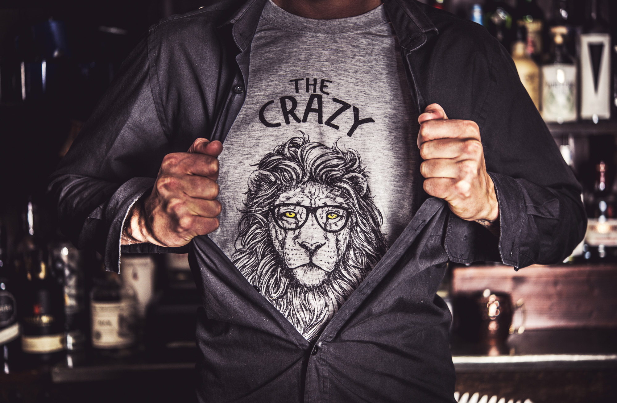 Breaking The Mould – An Interview with Crazy Gin Founder Bruce Nagra