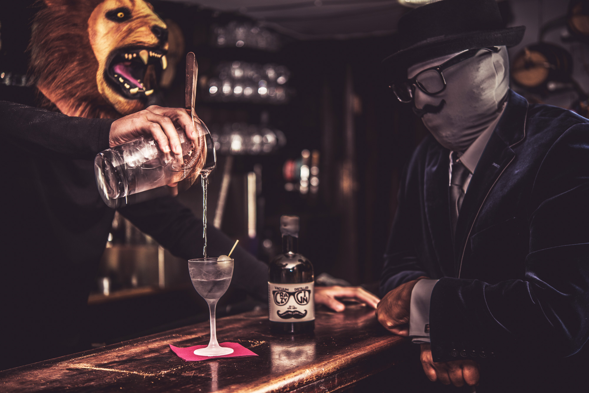 Breaking The Mould - An Interview with Crazy Gin Founder Bruce Nagra 5