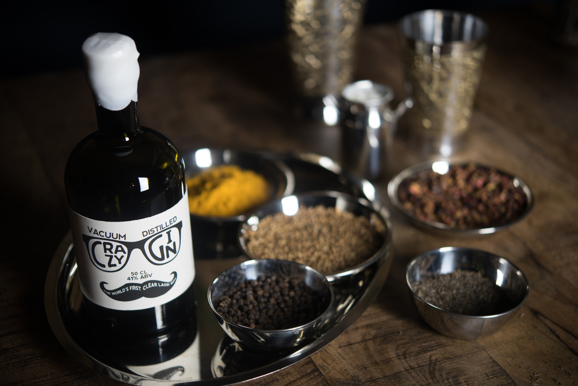 Breaking The Mould - An Interview with Crazy Gin Founder Bruce Nagra 6