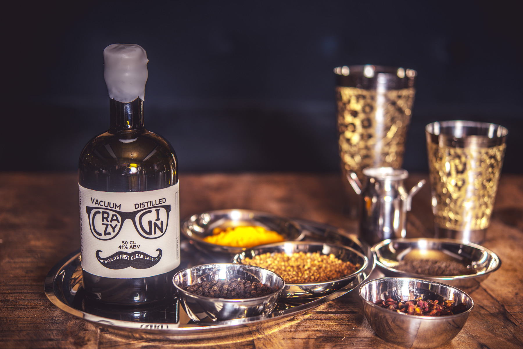 Breaking The Mould - An Interview with Crazy Gin Founder Bruce Nagra 4