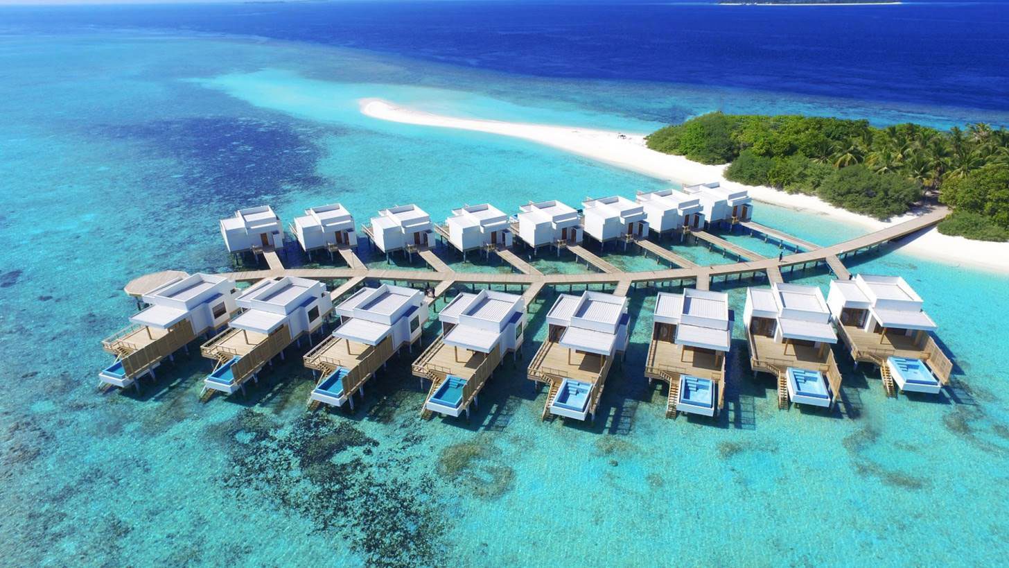 Maldives Dhigali Island Resort To Open In June 2017