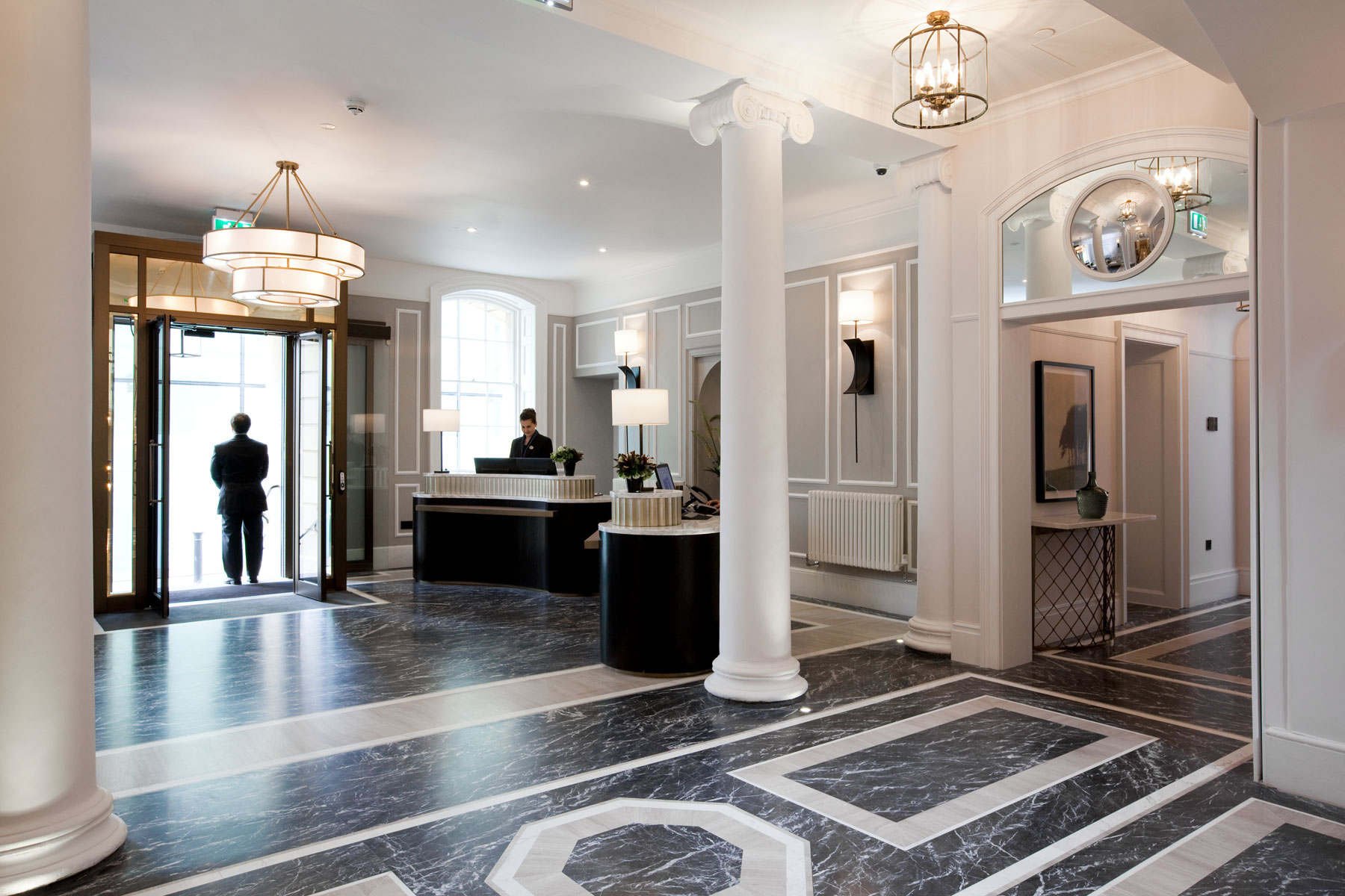 Hotel Foyer Spa : Healing through water at the gainsborough hotel wellness