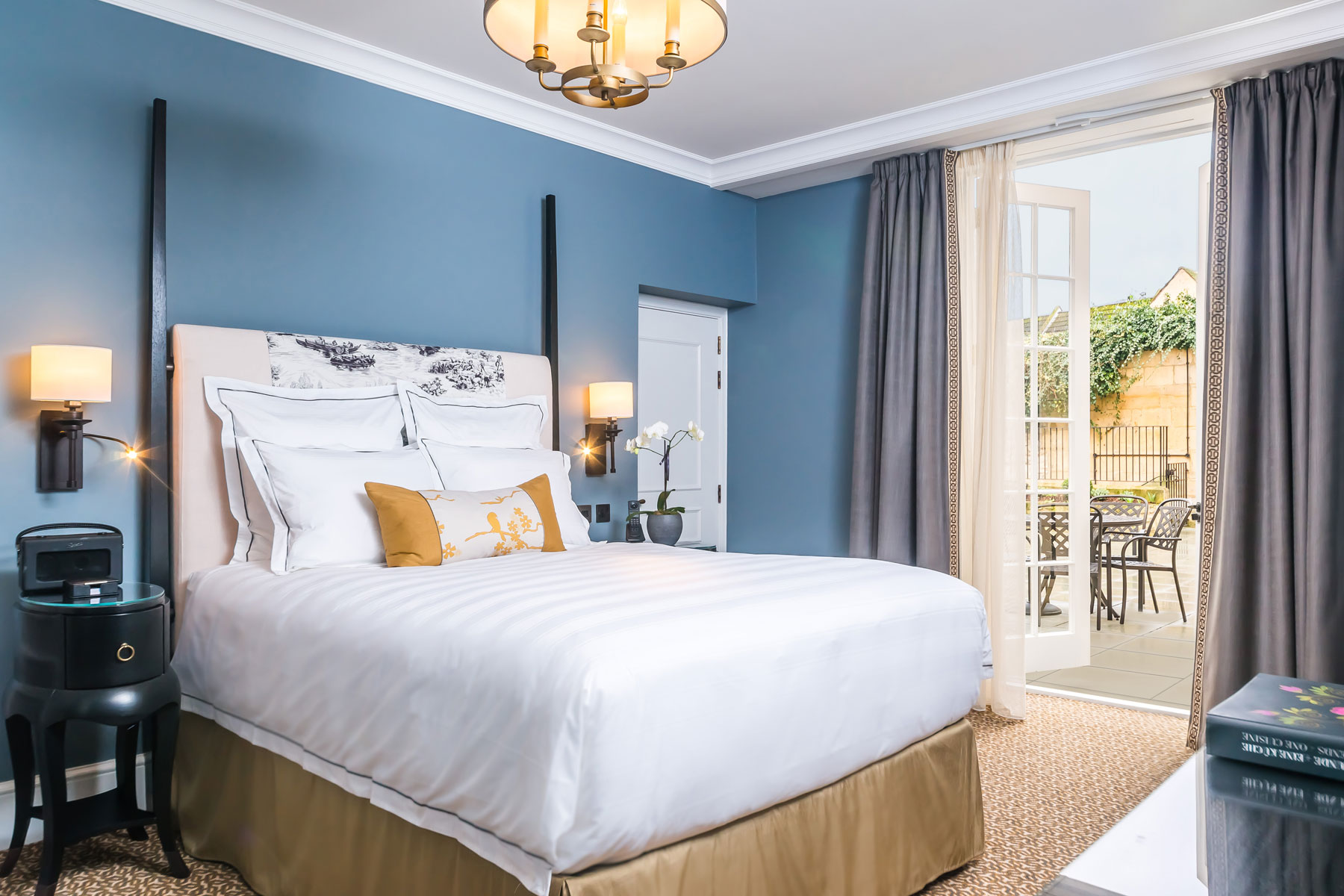 Healing Through Water At The Gainsborough Hotel & The New Wellness Suite 6