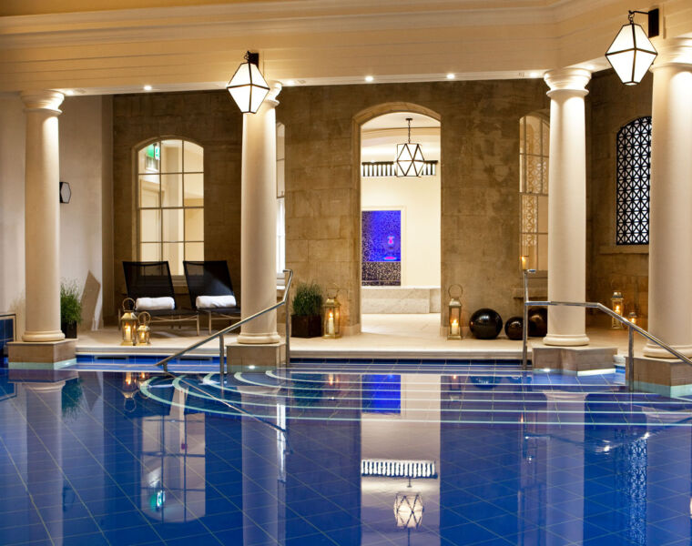 Healing Through Water At The Gainsborough Hotel & The New Wellness Suite