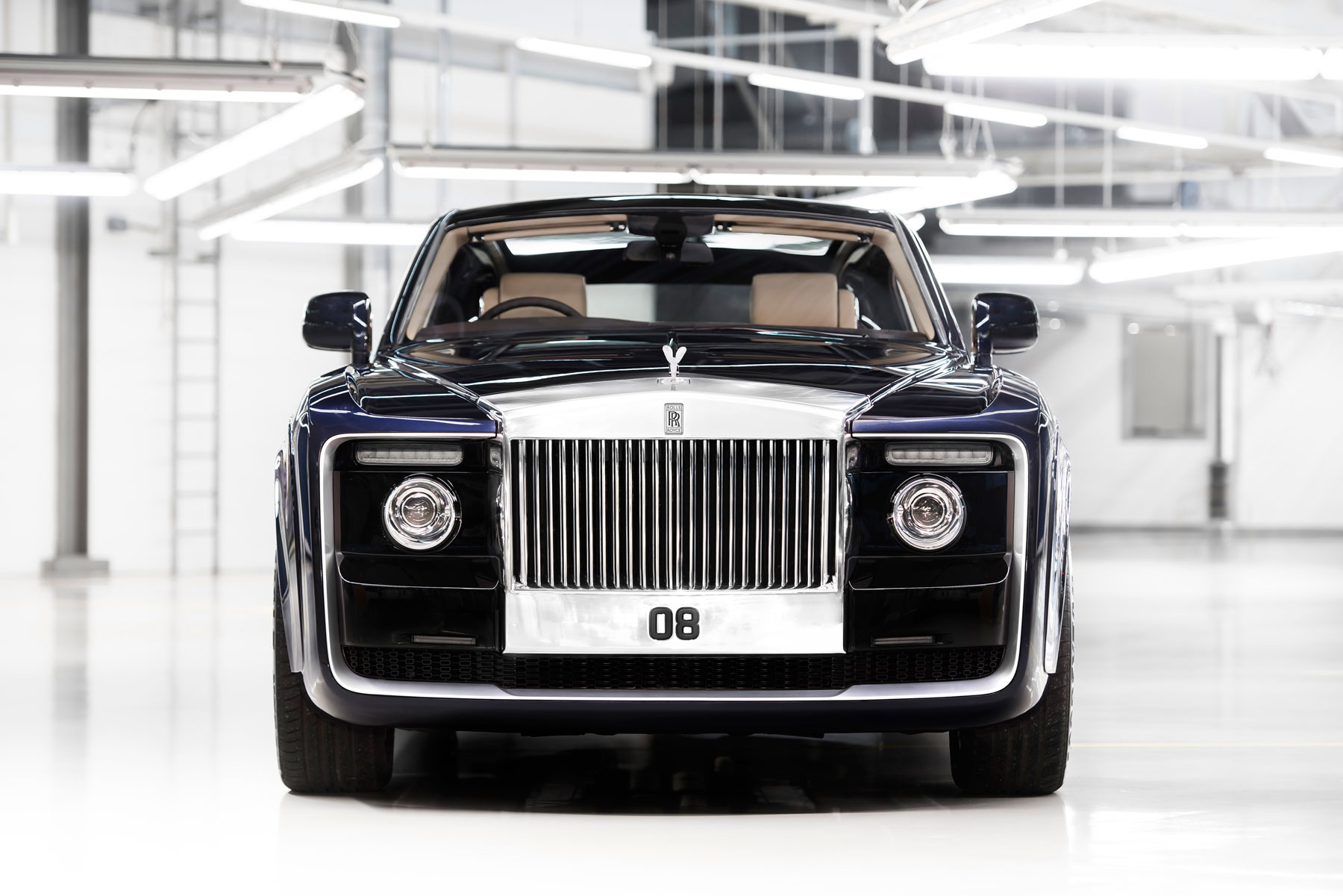 Rolls-Royce 'SWEPTAIL' – A Customer's Coachbuilt Dream Comes True