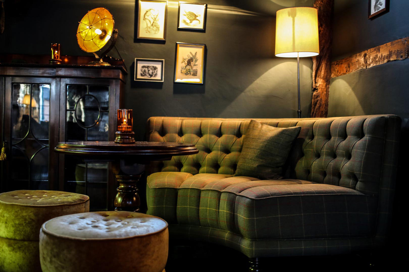 Heston Blumenthal's The Hinds Head Enjoys A Renovation 5