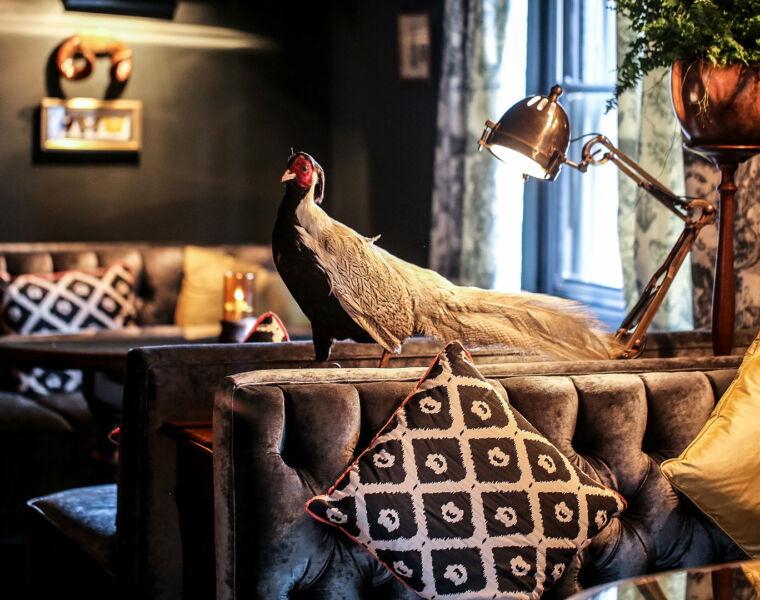 Heston Blumenthal's The Hinds Head Enjoys A Renovation 24