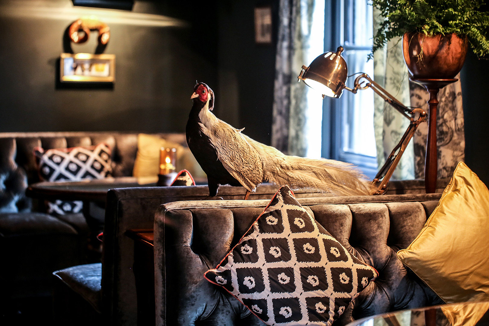 Heston Blumenthal's The Hinds Head Enjoys A Renovation 4