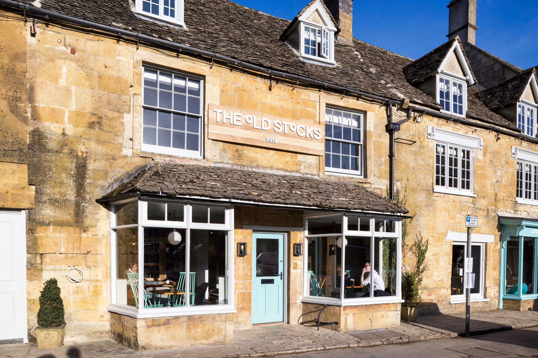 The Old Stocks Inn: A Scandi-Cool Sanctuary In The Postcard-Perfect Cotswolds 5