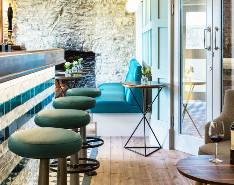 The Old Stocks Inn: A Scandi-Cool Sanctuary In The Postcard-Perfect Cotswolds 1