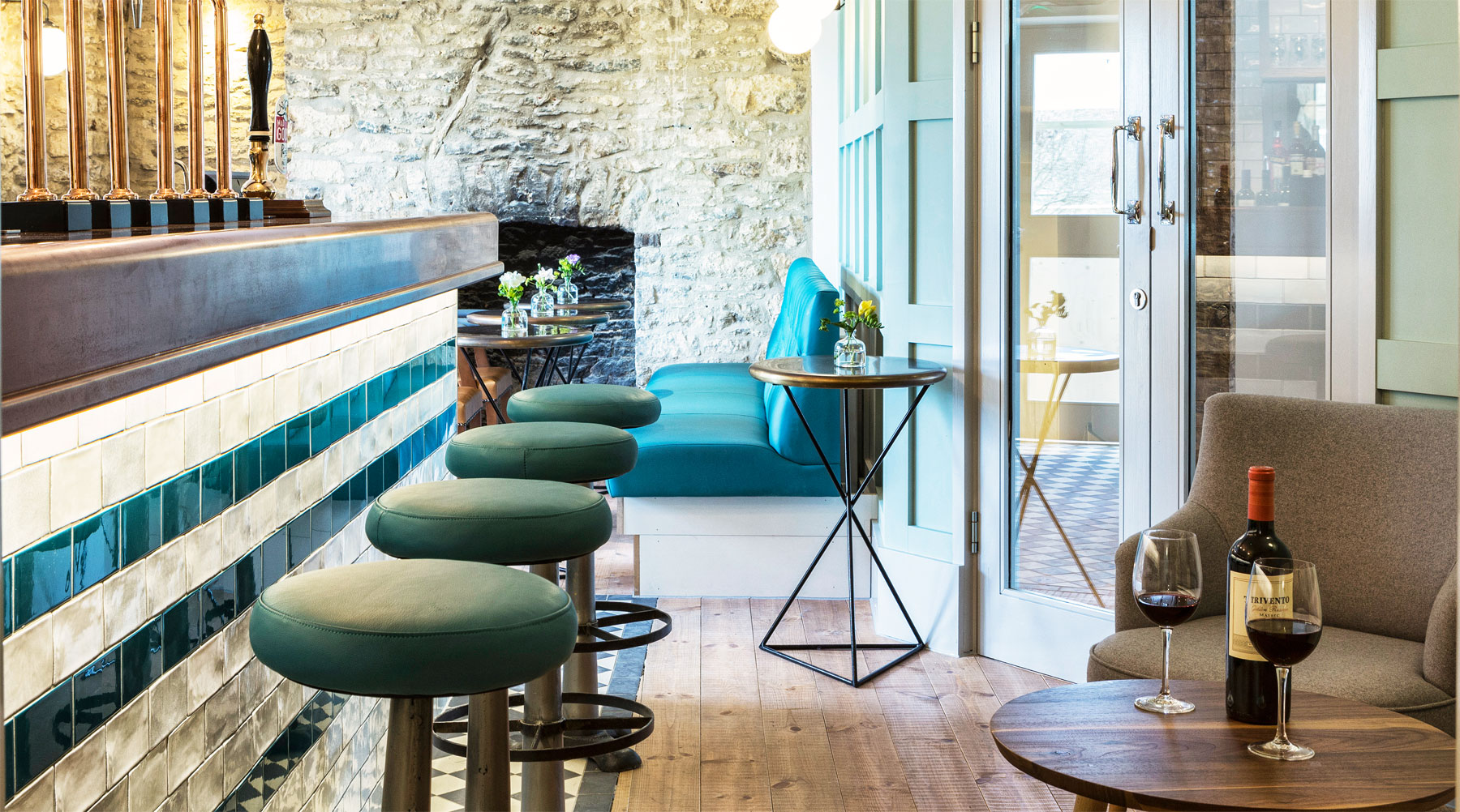 The Old Stocks Inn: A Scandi-Cool Sanctuary In The Postcard-Perfect Cotswolds
