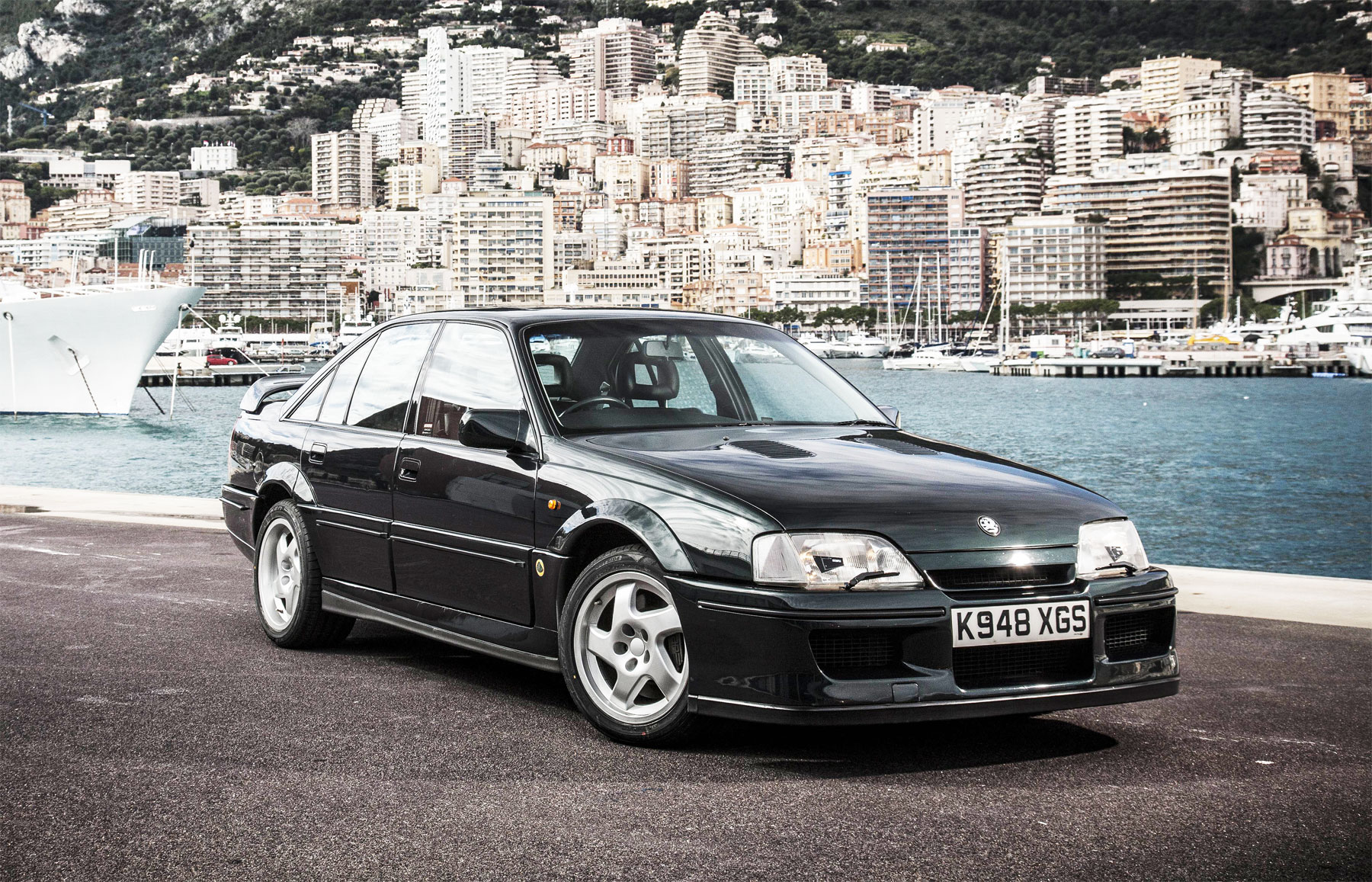 The Lotus Carlton is Named the Most Iconic Performance Vauxhall Ever