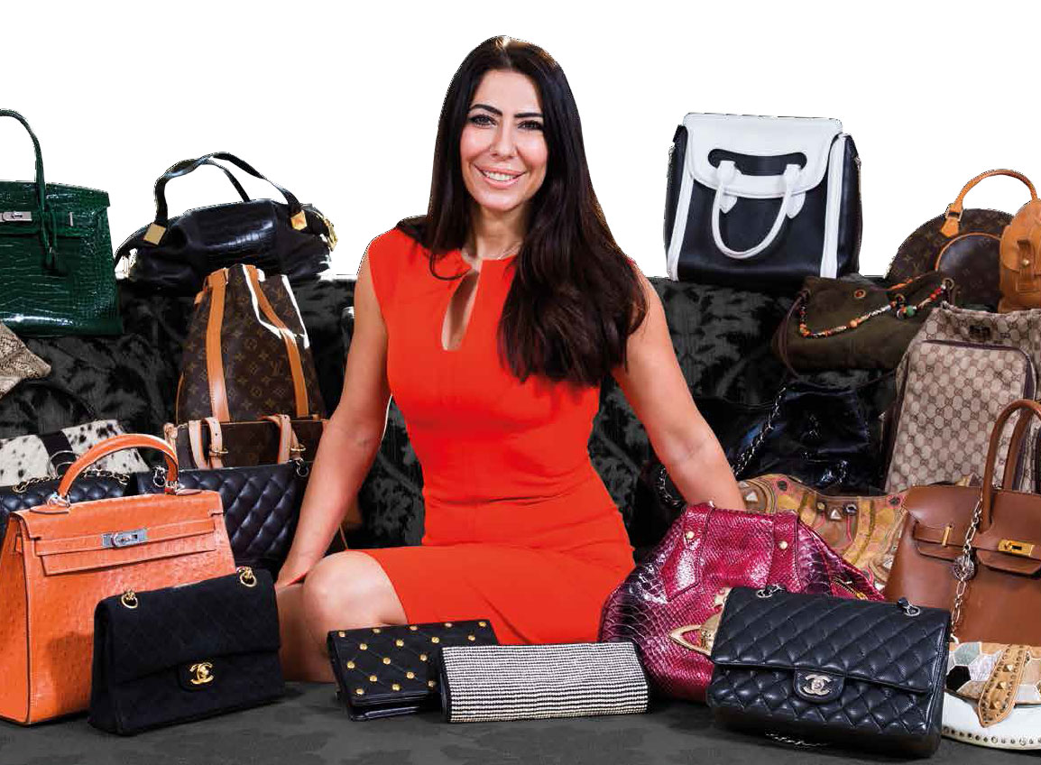 Posh Pawn's Claudia Valentin, Queen of the Handbags 4