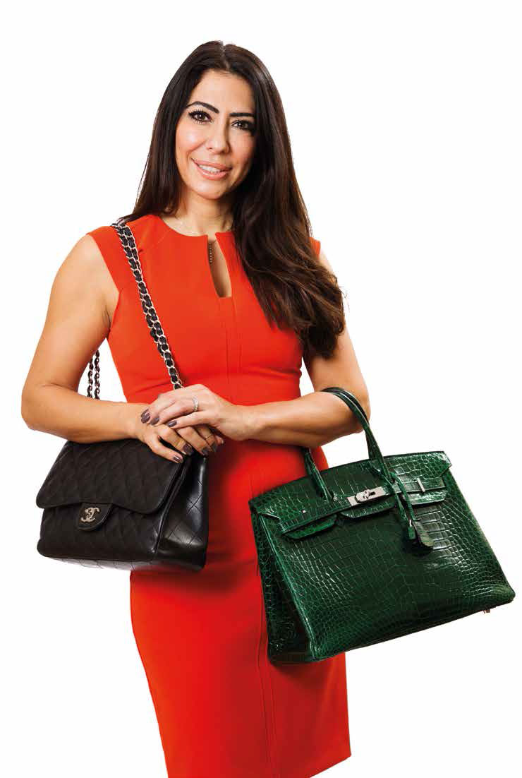Posh Pawn's Claudia Valentin, Queen of the Handbags 5