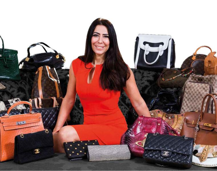 Posh Pawn's Claudia Valentin, Queen of the Handbags 28