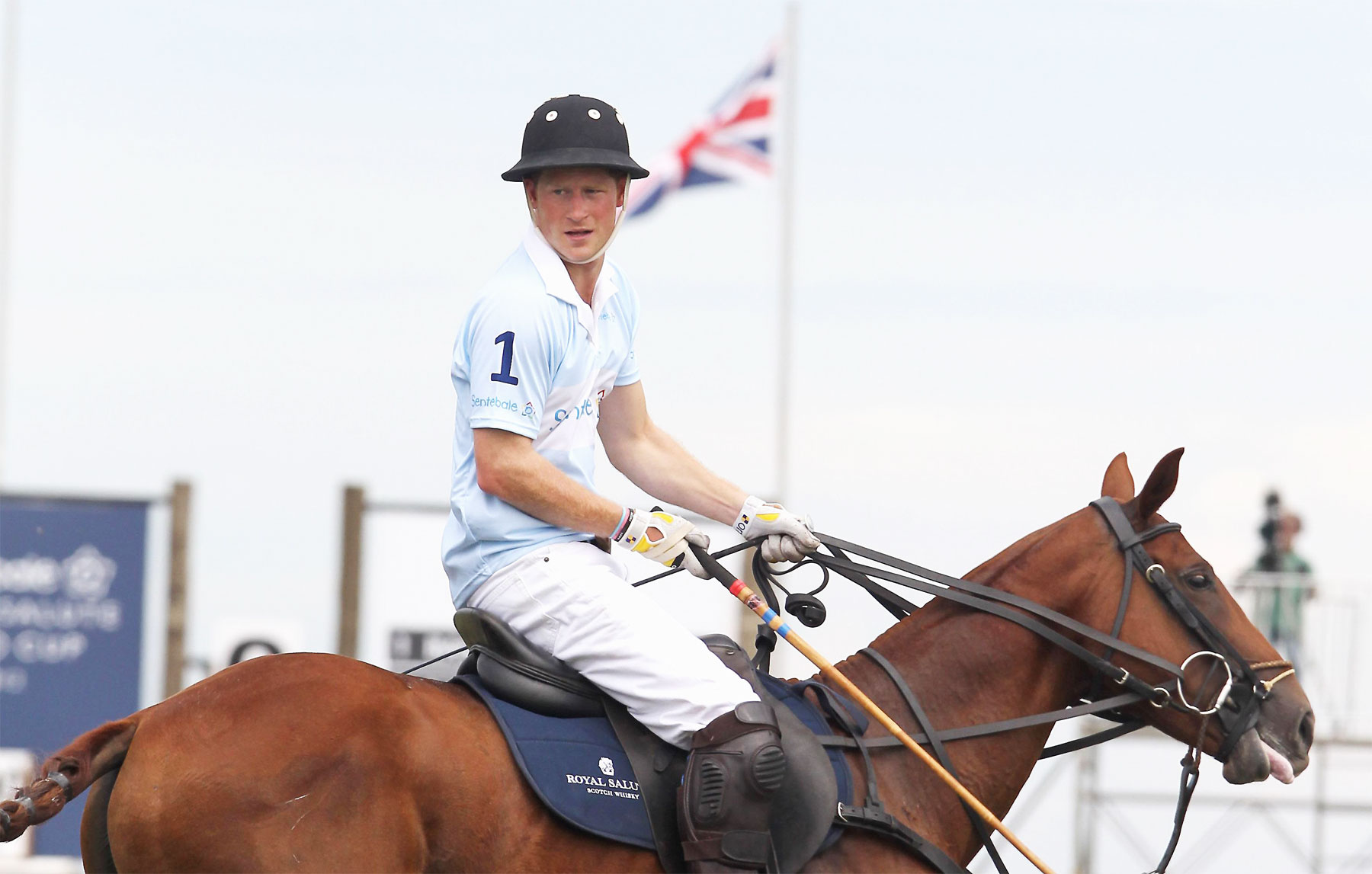 HRH Prince Harry All Set for the 2017 Sentebale Royal Salute Polo Cup