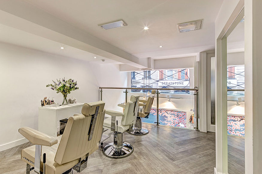 The 'Audrey Brow' Review: Nails & Brows, Mayfair 4
