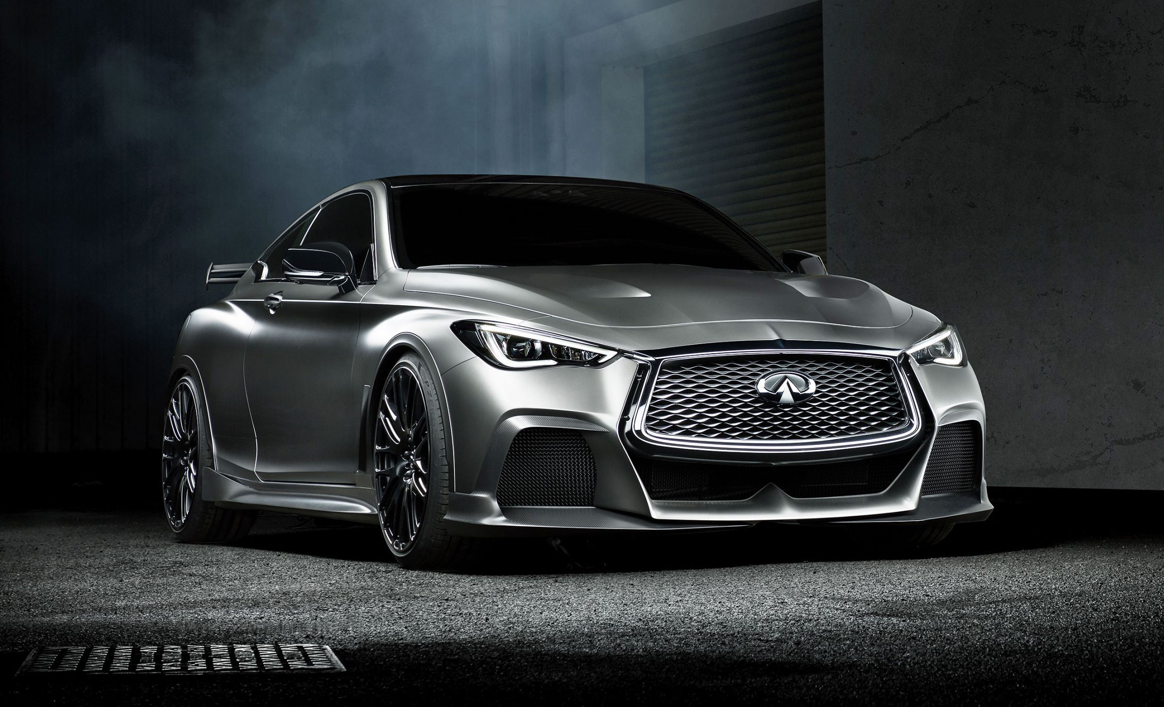 Infiniti and Pirelli to Partner for Project Black S