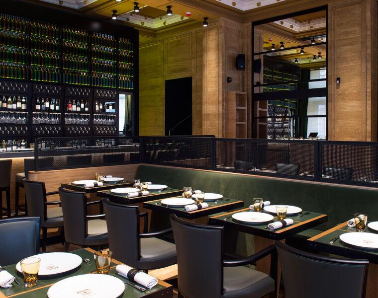 A Taste Of Paris In London At Les 110 De Taillevent 45
