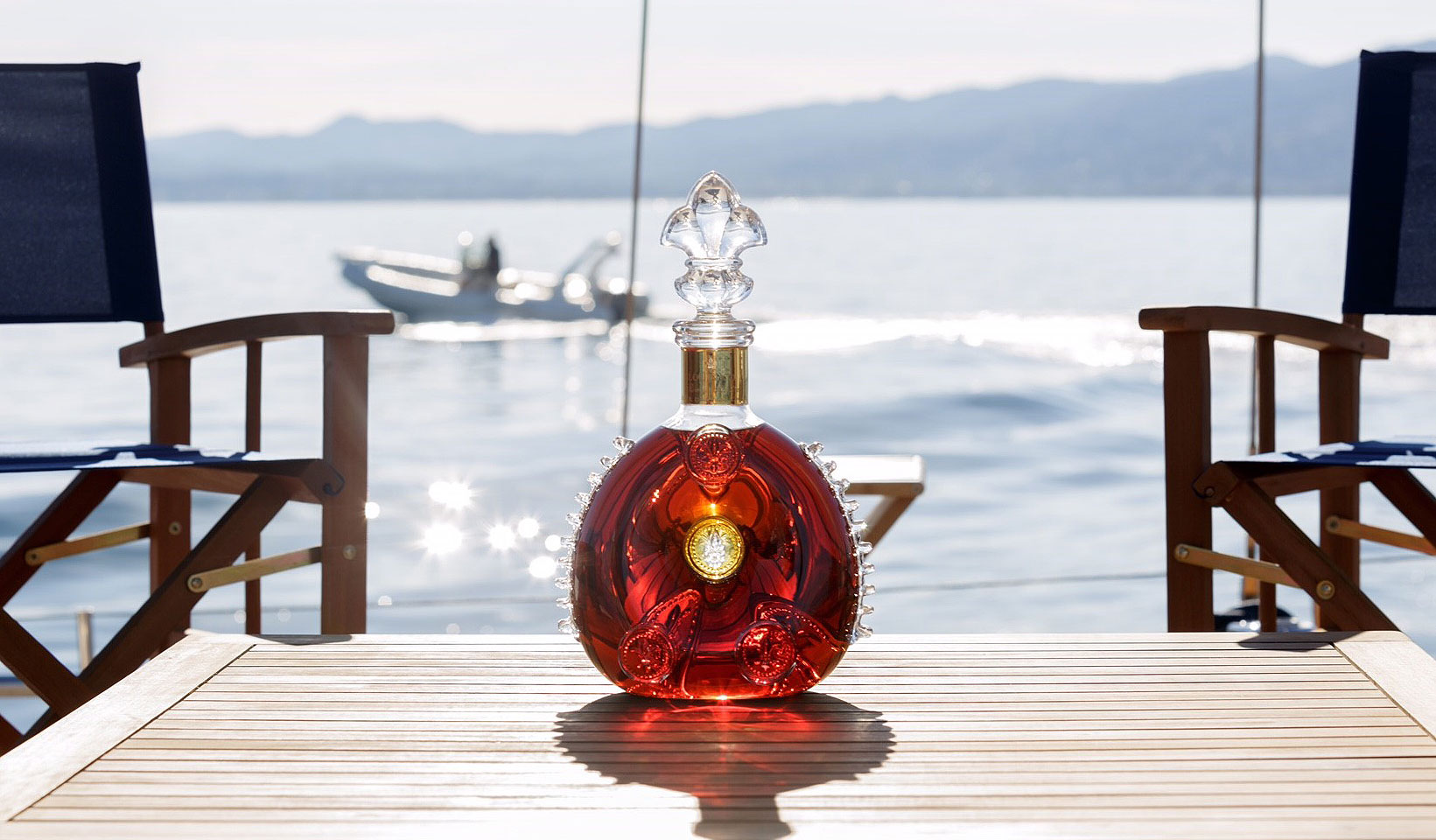 Louis XIII adds a touch of glamour at the Cannes Film Festival