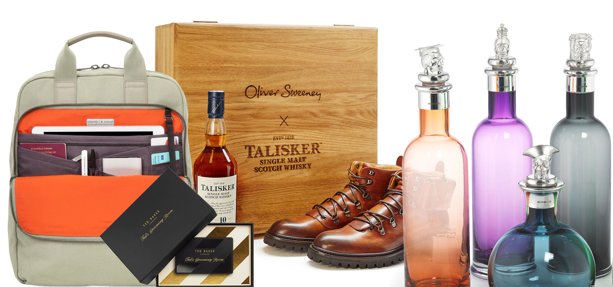 The Luxurious Magazine Father's Day Gift Guide 2017