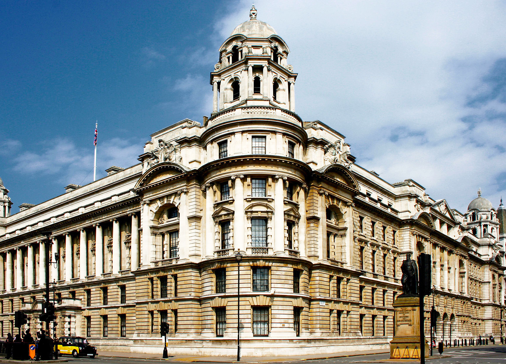 London's Old War Office Building to get the Raffles Touch