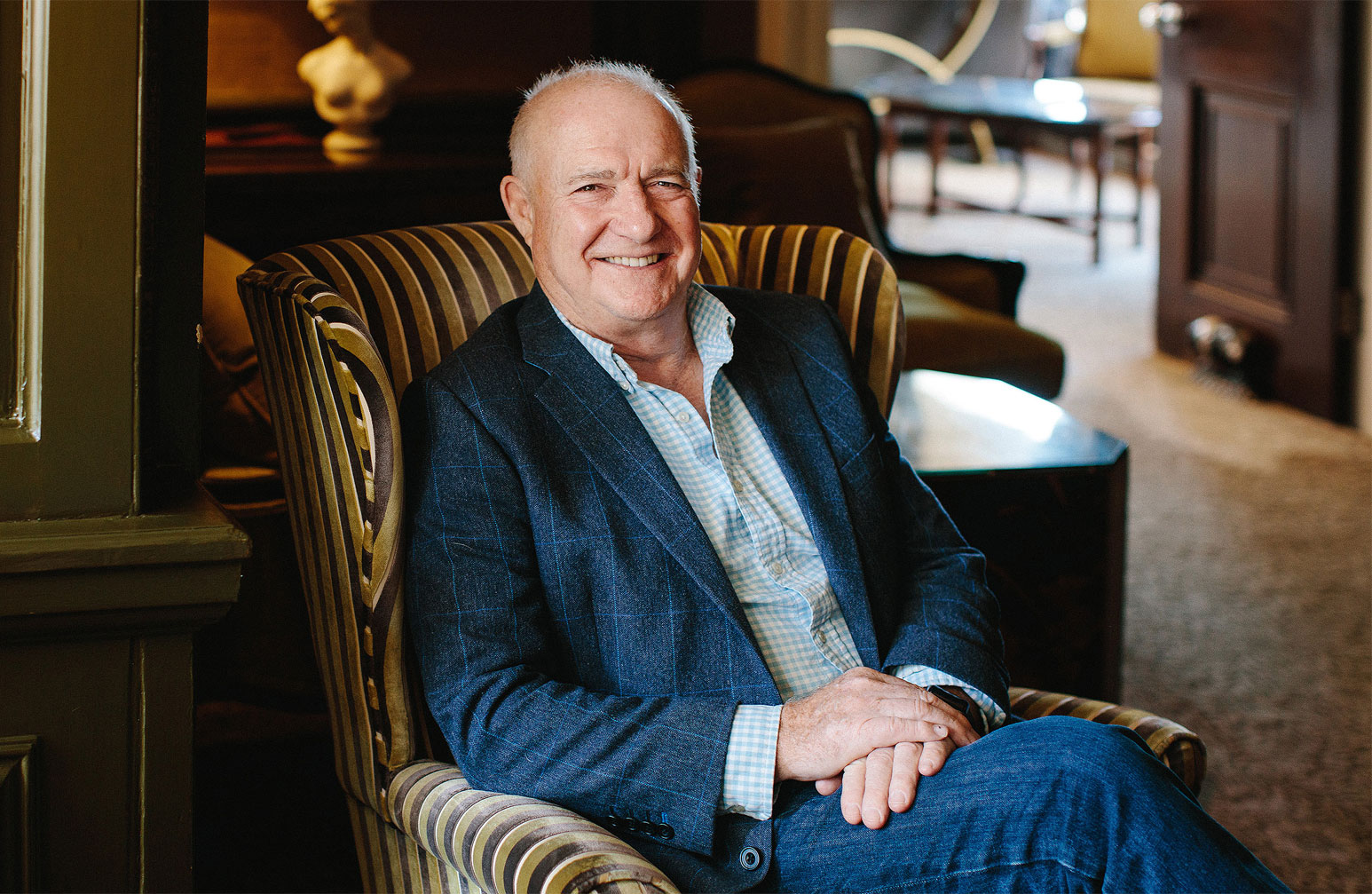 The Perfect Recipe: Rick Stein, Great Movies and Glamorous Surroundings 4