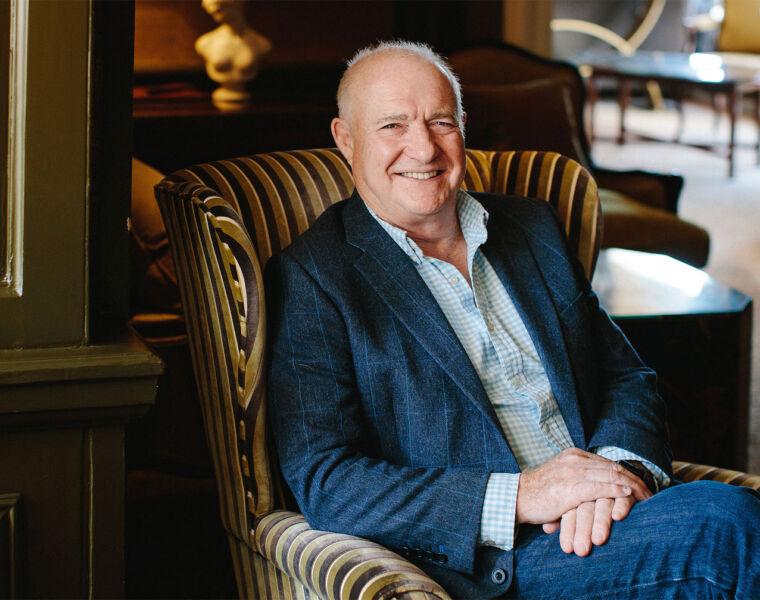 Rick Stein at Chewton Glen Hotel