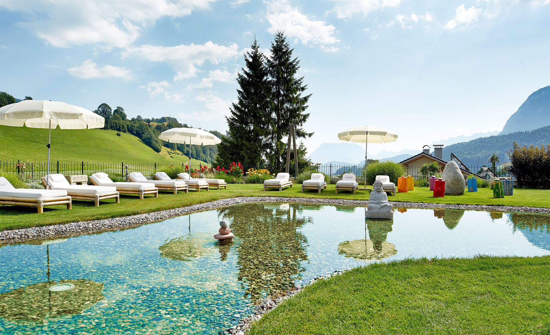 Luxury for the Mind, Body and Spirit at Austria's Ayurvedic Resort Sonnhof 7