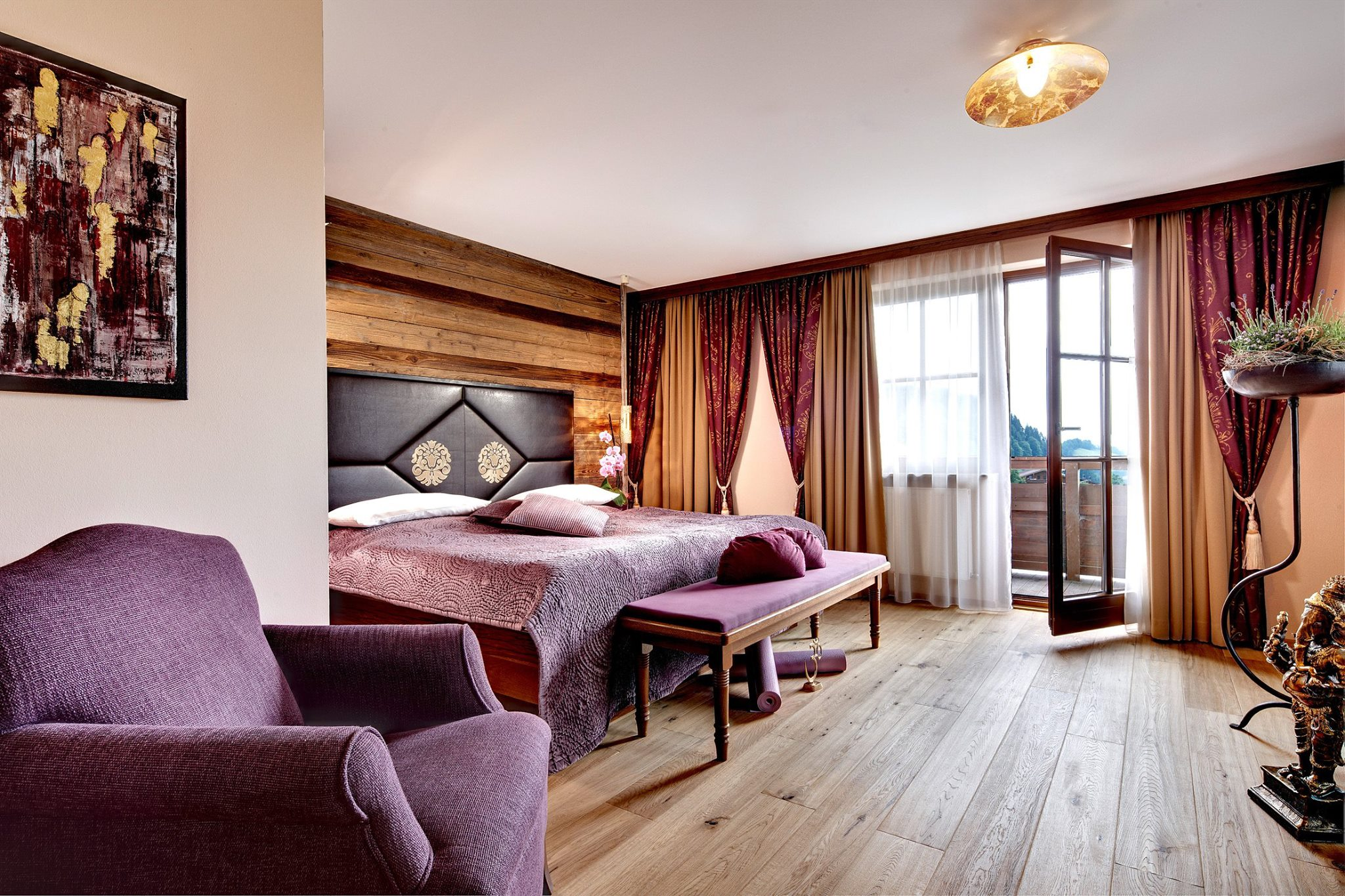 Luxury for the Mind, Body and Spirit at Austria's Ayurvedic Resort Sonnhof 8