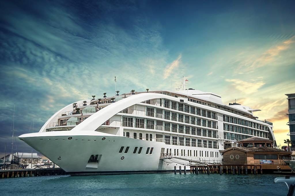 Five Star Superyacht Hotel, Sunborn Gibraltar, Opens New Sky Restaurant 2
