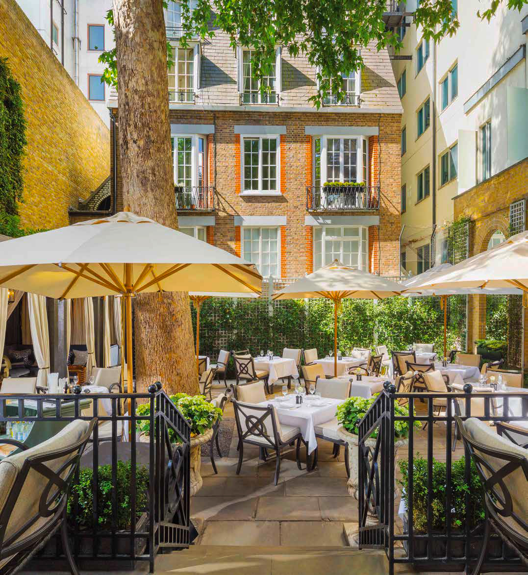 A Memorable Stay at The Arts Club Hotel, Mayfair 5