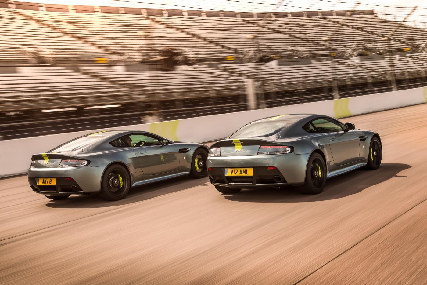 Vantage AMR, the First of a New Breed for Aston Martin 10